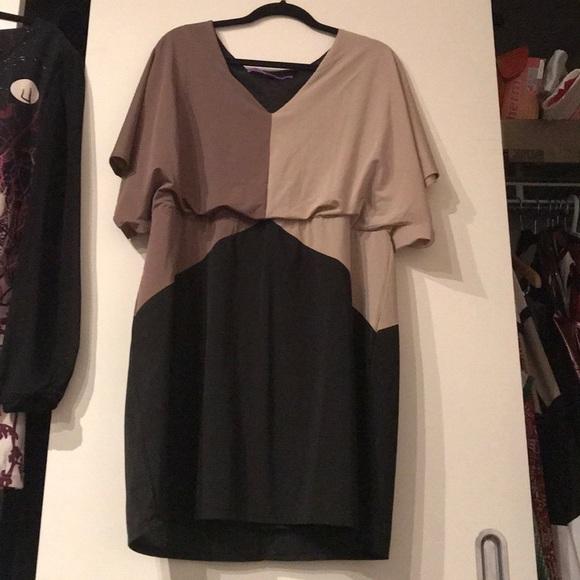 Jolie Dresses & Skirts - Tri- colour mini dress